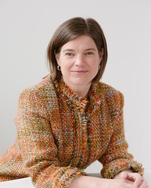 Portrait of Becky Packer