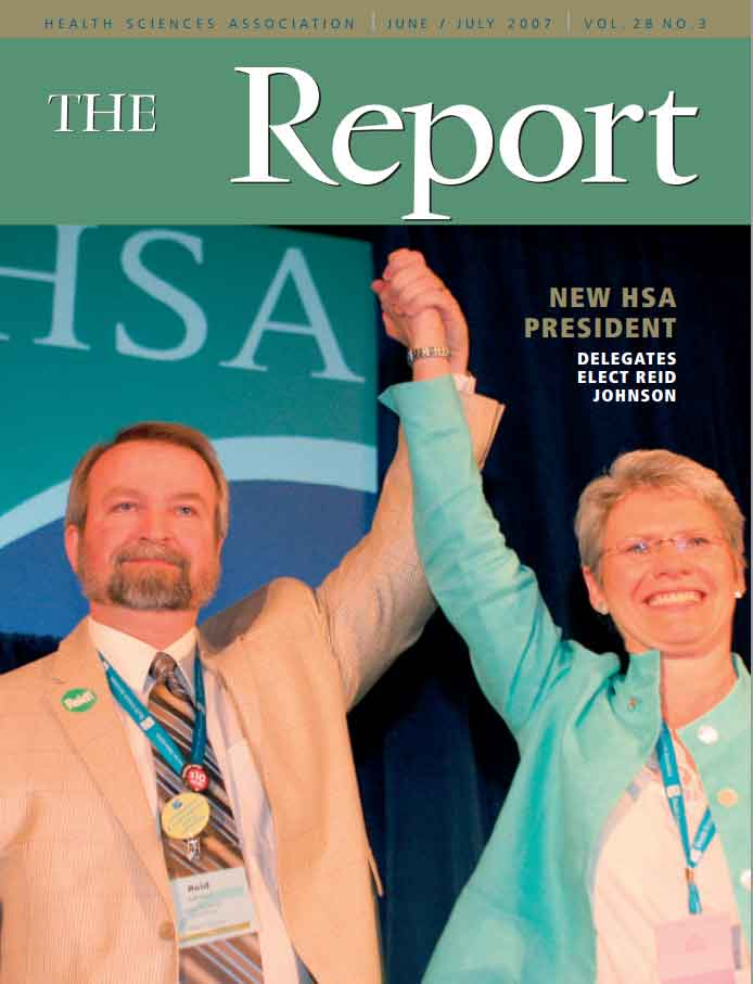 HSA Report July 2007